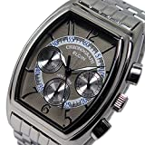 ELGIN [エルジン] クオーツ クロノ 腕時計 FK1403S-IV グレー メンズ [並行輸入品]