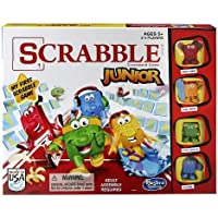 Scrabble Junior Board Game by Hasbro [並行輸入品]