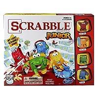 Scrabble Junior Board Game by Hasbro [並行輸入品]