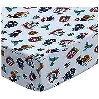 SheetWorld Crib Sheet Set - Pirates - Made In USA [並行輸入品]