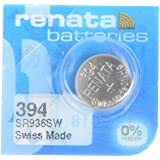 renata(レナータ) 酸化銀ボタン電池 1個 394 SR936SW