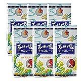 石垣の塩チョコレート(45g×3枚入)【6個セット】