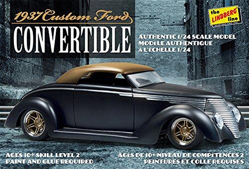 プラッツ 1/24 1937 フォード カスタム コンバーチ...