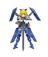 「AC」Pretty Armor PA01 1/144 可愛い ATKGIRL 美人 女性 セクシー コスプレ ロリ 機甲少女 ブルー プラモデル A青