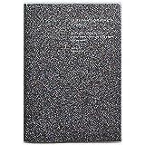 ラ・アプス 手帳 2020年 B6 ウィークリー マットグリッター シルバー AG-2705 (2019年 11月始まり)