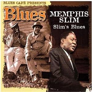 Blues Cafe Presents Slim's Blu
