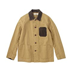 Chino Cloth Jacket F44-55900: Beige
