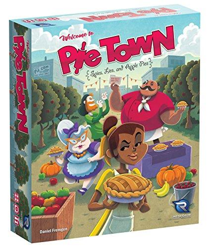 RenegadeゲームStudios Pie Townゲームボード