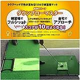 ダウンブローマスター ゴルフマット ヘッドで色が変わる 日本限定版 画像