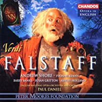 Falstaff (Sung in English)