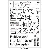 生き方について哲学は何が言えるか (ちくま学芸文庫)