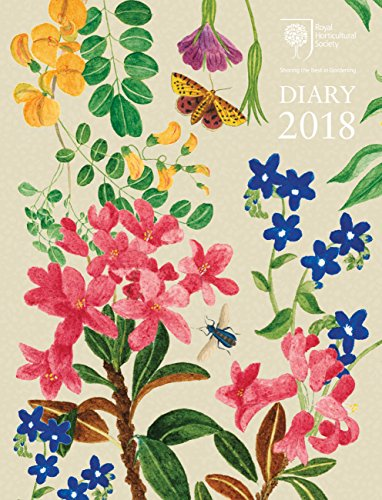 Royal Horticultural Society Pocket Diary 2018 (Diaries 2018)