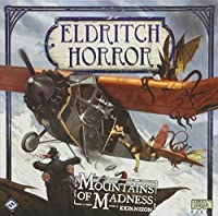 Eldritch Horror: Mountains of Madness Expansion [並行輸入品]
