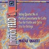 Feld: String Quartet 6/Partita