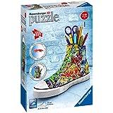 Ravensburger Sneaker Graffiti Style 3D Puzzle 108p,3D Puzzles