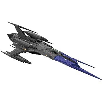 宇宙戦艦ヤマト2202 零式52型改 自立無人戦闘機 ブラックバード 1/72スケール 色分け済みプラモデル