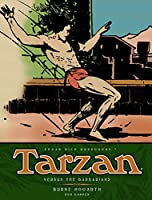 Tarzan - Versus The Barbarians (Vol. 2) (The Complete Burne Hogarth Comic Strip Library)