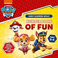 Bumper Book of Fun (Early Learning Skills) (Paw Patrol)