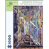 Joseph Stella - the Voice of the City: 1,000 Piece Puzzle (Pomegranate Artpiece Puzzle)