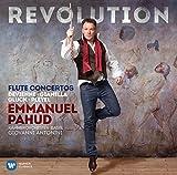 ドヴィエンヌ、ジアネッラ、グルック、プレイエル ~フランス革命時代のフルート協奏曲集