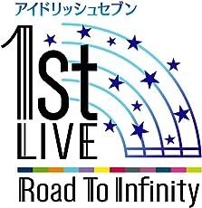 【Amazon.co.jp限定】アイドリッシュセブン 1st LIVE「Road To Infinity」 Blu-ray BOX -Limited Edition- (マルシェバッグ(ライブロゴ絵柄)&L判ブロマイド2種セット付)