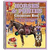 T.S. Shure Horse & Ponies Creativity Book [並行輸入品]