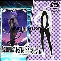 「ノーブランド品」Fate/Grand Order 静謐のハサン アサシン 水着 コスプレ衣装