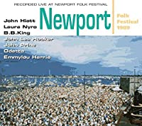 Newport Folk Festival 1989 by Laura Nyro