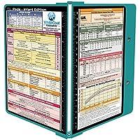 WhiteCoat clipboard-ティール–Pediatric Edition