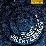 ショスタコーヴィチ : 交響曲 第9番 | ヴァイオリン協奏曲 第1番 (Shostakovich : Symphony No.9 | Violin Concerto No.1 / Valery Gergiex | Leonidas Kavakos | Mariinsky Orchestra)  [SACD Hybrid] [輸入盤] [日本語帯・解説付]