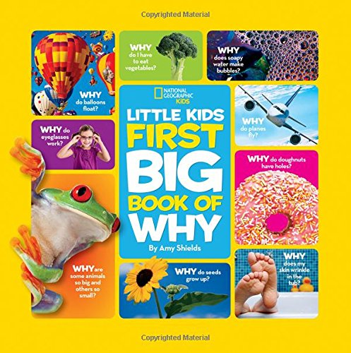 National Geographic Little Kids First Big Book of Why (National Geographic Little Kids First Big Books)の詳細を見る