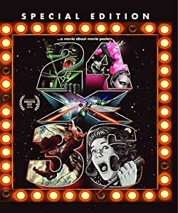 24x36: a Movie About Movie Posters / [Blu-ray]