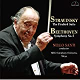 ストラヴィンスキー:バレエ組曲『火の鳥』、ベートーヴェン:交響曲 第5番『運命』