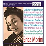 エリカ・モリーニ ベートーヴェン:ヴァイオリン協奏曲