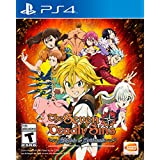 The Seven Deadly Sins Knights of Britannia (輸入版:北米) -PS4