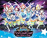ラブライブ!サンシャイン!! Aqours First LoveLive! 〜Step! ZERO to ONE〜 Blu-ray Memorial BOX[LABX-8220/4][Blu-ray/ブルーレイ]