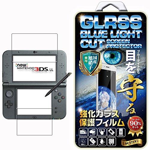 【RISE】【ブルーライトカットガラス】New Ninten...