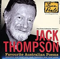 Jack Thompson-Favourite Australian Poems