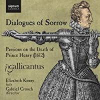 Dialogues of Sorrow-Passions on the Death of Princ