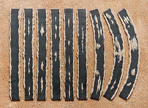 Wargaming景色のセットDesert Road 3cm via Balbia polemos Warmaster ACW WWII WWI OgreミニチュアボルトアクションFlames of War 6mm 10mm