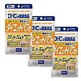 【セット品】DHC ダイエットパワー 20日分 60粒 3個セット