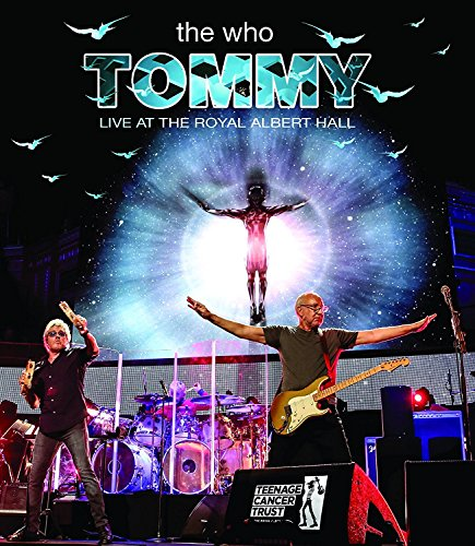 Tommy Live at the Royal Albert Hall [DVD] [Import]