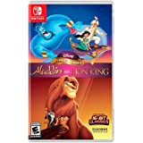 Disney Classic Games: Aladdin and The Lion for Nintendo Switch