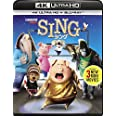 SING/シング (4K ULTRA HD + Blu-rayセット)[4K ULTRA HD + Blu-ray]
