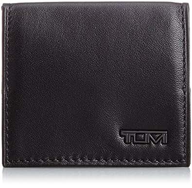 [トゥミ] TUMI 【公式】 DELTA 18620 スクエア・コイン・パース 018620 D (ブラック)