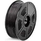 SUNLU ABS 3Dプリンターフィラメント、ABSフィラメント1.75 mm、3D印刷フィラメント3Dプリンターと3…