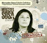 Y Segui Cantando: Canciones Censuradas by Mercedes Sosa (2011-09-06)