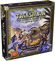 Talisman: The Magical Quest Game: The Highland: Expansion