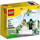 レゴ LEGO 40165 Wedding Favor Set ウェディング お祝いセット 結婚式 新郎新婦 お祝いセッ…