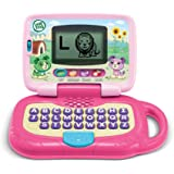 Leap Frog 80-19167E My Own Leaptop Toy Laptop, Pink